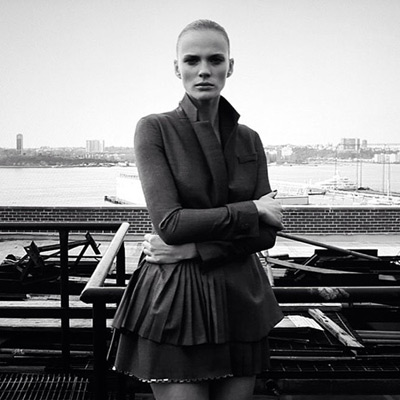 @annev_official: @zoomagazine by Bryan Adams
