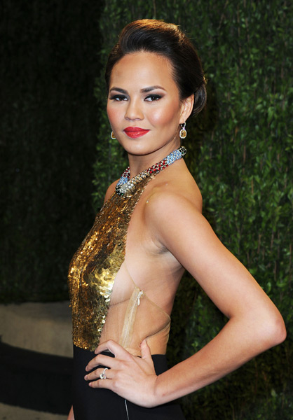 Chrissy Teigen :: Pascal Le Segretain/Getty Images