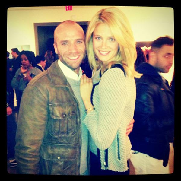 "@katelynnebock: My dreamy date at James Houston's ""Natural Beauty"" book launch @jonilaninyc"