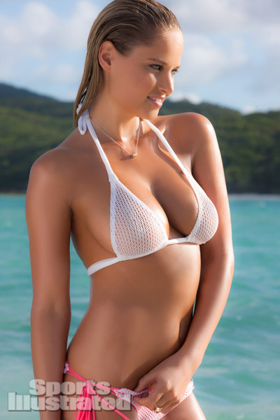 Genevieve Morton :: James Macari/SI