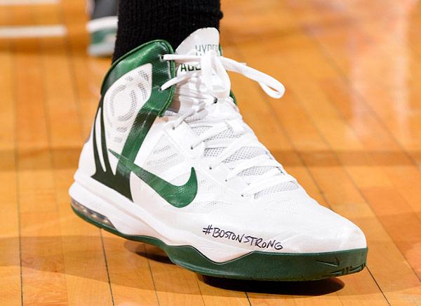 Jeff Green, Game 1: Celtics vs. Knicks (Jesse D. Garrabrant/NBAE via Getty Images)