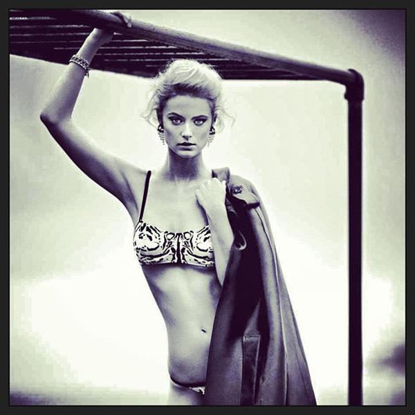 @katelynnebock: Silueta Salvaje: Kate Bock by @JamesMacari for Glamour Spain May 2013
