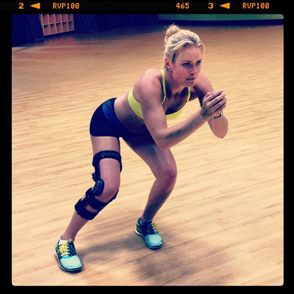 @lindseyvonn: You can always become better. #inspired #sochiolympics2014 #hardworkpaysoff