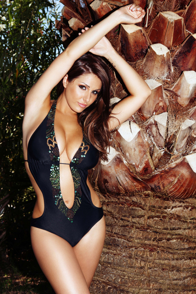Lucy Pinder :: Frank White/matrixstudios.co.uk