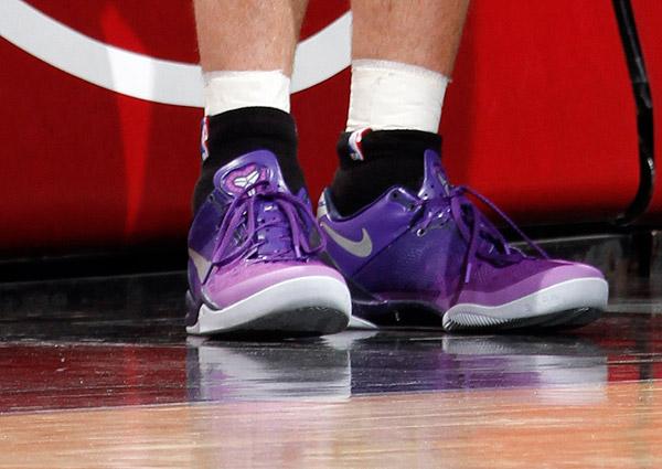 Steve Nash, Game 1: Lakers vs. Spurs (Chris Covatta/NBAE via Getty Images)