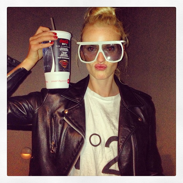 @annev_official: Supersize me #movienight