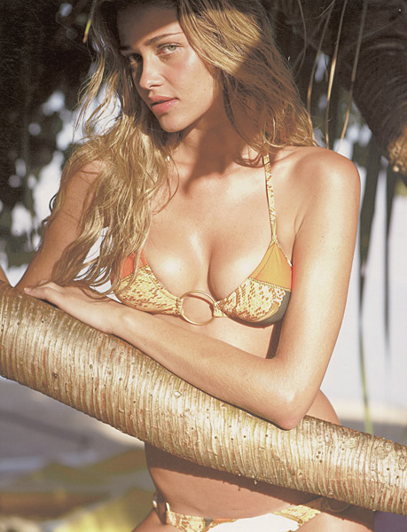 Ana Beatriz Barros :: Stewart Shining/SI