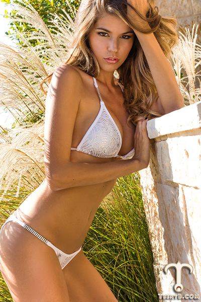 Christen Dye :: Photographer Jose Luis                               For TeenyB Bikini Couture