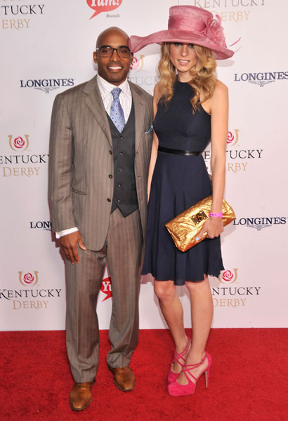 Tiki Barber :: Getty Images