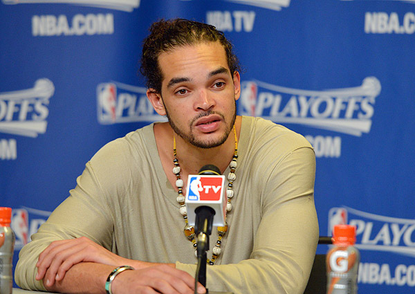 Joakim Noah, Bulls: Game 5 vs. Heat (Jesse D. Garrabrant/NBAE via Getty Images)
