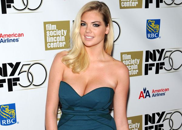 Kate Upton :: TIMOTHY A. CLARY/AFP/Getty Images
