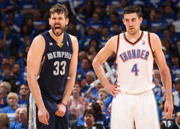 Marc Gasol :: Getty Images