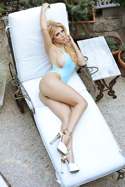 Valeria Orsini :: Photo by Ryan Astamendi