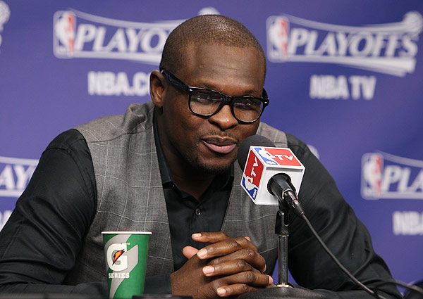 Zach Randolph, Grizzlies: Game 4 vs. Thunder (Joe Murphy/NBAE via Getty Images)