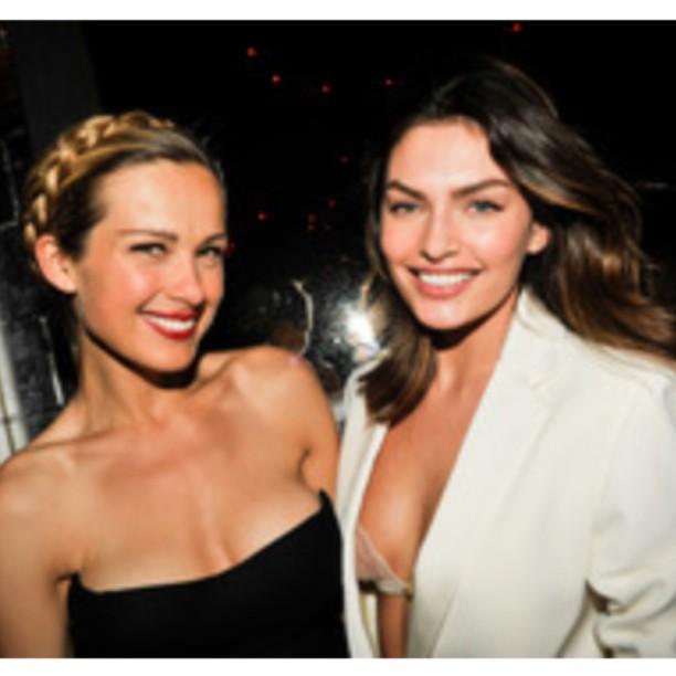 Petra Nemcova and Alyssa Miller :: @luvalyssamiller
