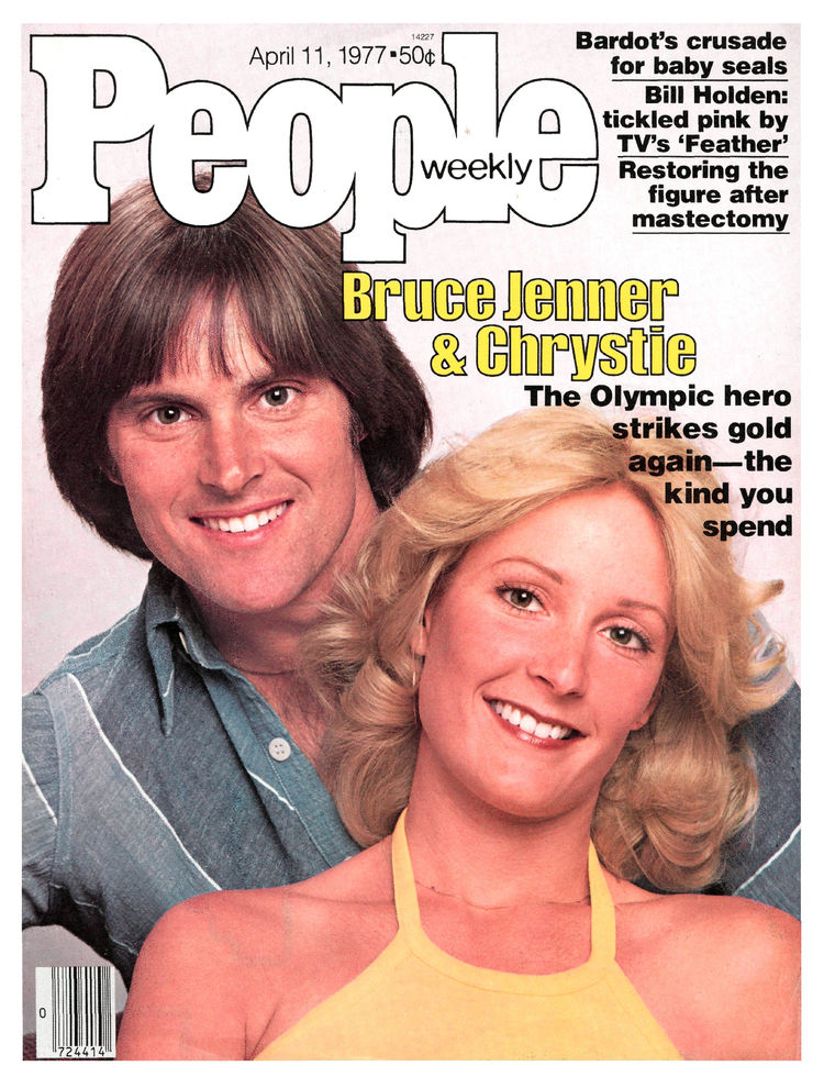 Bruce Jenner (Apr. 11, 1977): Long before he became a Kardashian patriarch, Jenner was best known as an Olympic hero for winning the decathlon in Montreal.