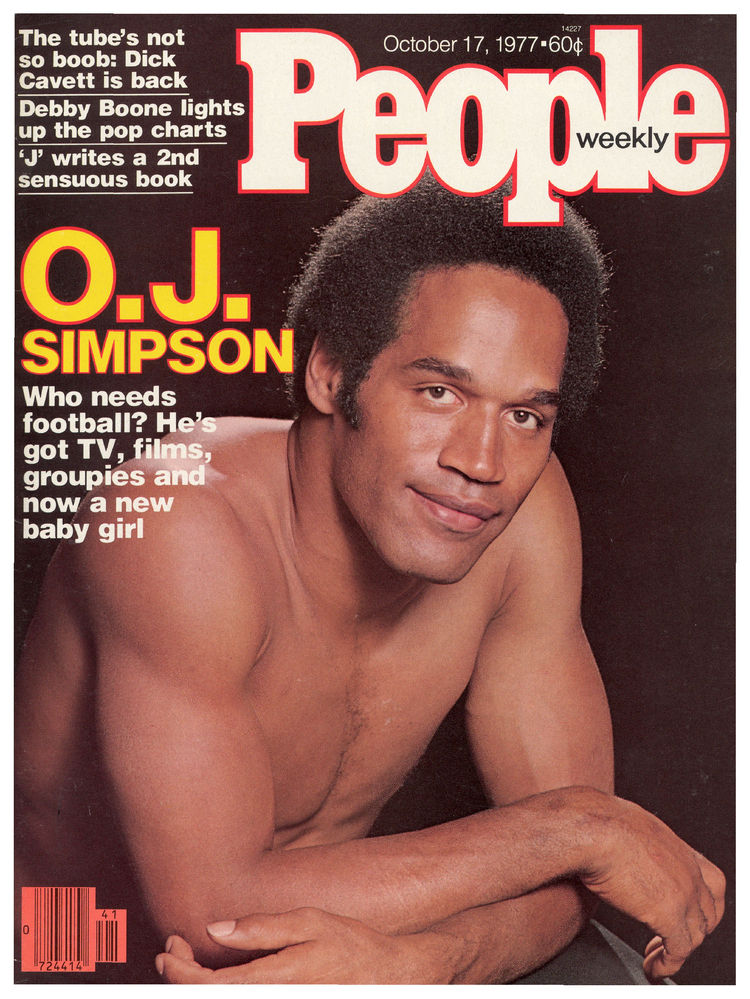 O.J. Simpson (Oct. 17, 1977): Near the end of his career (and shortly before an appearance on Saturday Night Live), the multi-talented running back landed the cover.