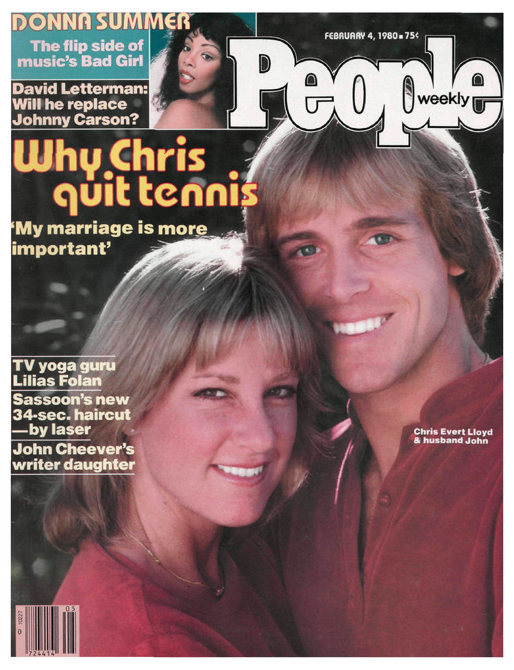Chris Evert (Feb. 4, 1980): The retirement turned out to be a false start — but it was certainly cover-worthy at the time.