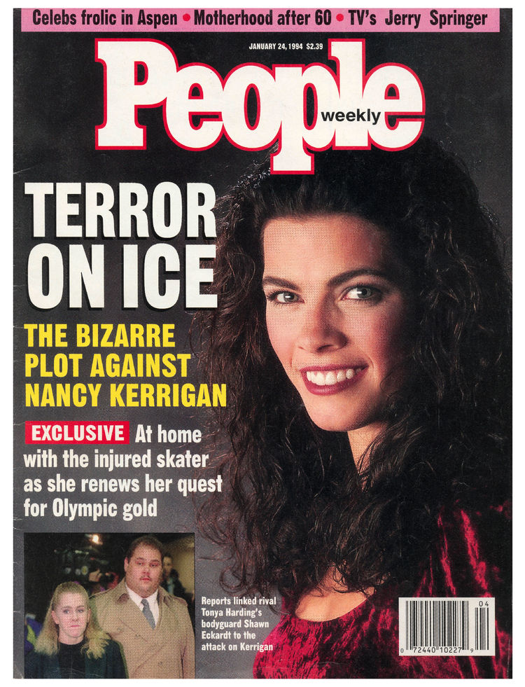 Nancy Kerrigan (Jan. 24, 1994): One of the more bizarre Olympics stories of all time landed cover appearances for Kerrigan …