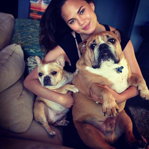 @chrissyteigen: babies!