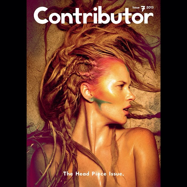 @annev_official: #Contributor magazine July 2013! Thank you @yutsai @allanface @robsalty for such a cool cover!!!