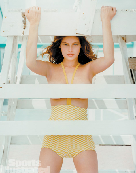 Laetitia Casta :: Russell James/SI