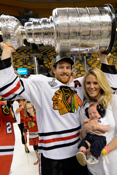 Duncan Keith :: Getty Images