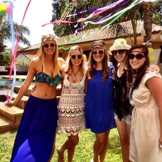@barrefaeli: A taste of yesterday Bday party!