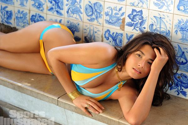 Jessica Gomes :: Stewart Shining/SI