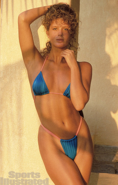 Rachel Hunter :: Marc Hispard/SI