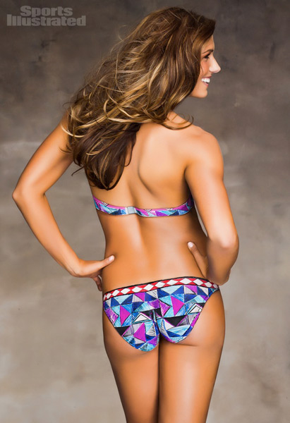 Alex Morgan :: Kayt Jones/SI