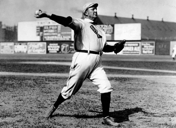 Cy Young (Mark Rucker/Transcendental Graphics/Getty Images)