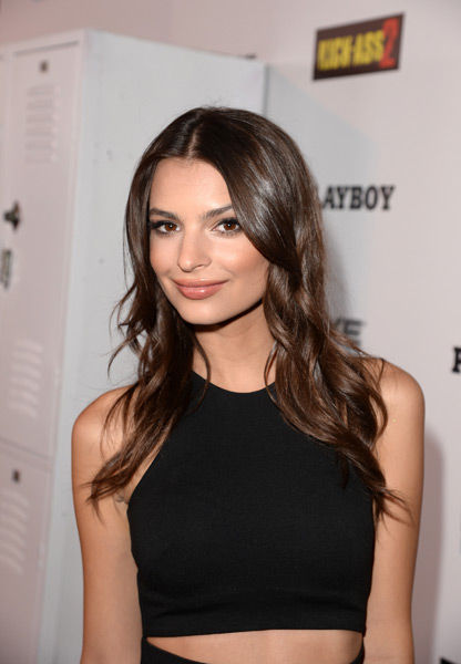 Emily Ratajkowski :: Joe Scarnici/Getty Images