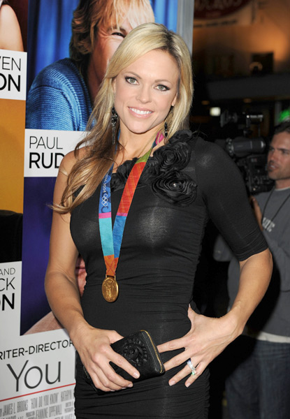 Jennie Finch :: Kevin Winter/Getty Images