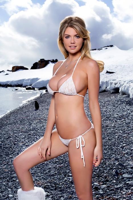 Kate Upton :: Derek Kettela/SI