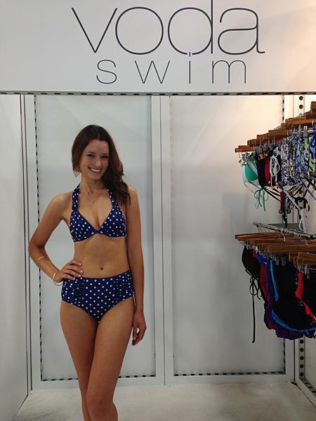 Yulia Drummond for Voda Swim (vodaswim.com) :: Janine Berey/SI