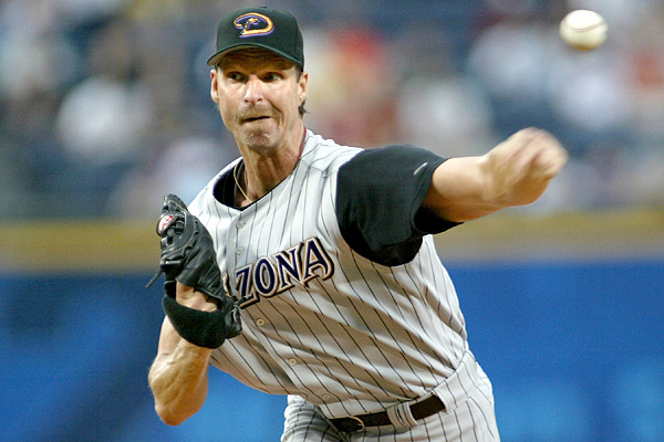 Randy Johnson (Rex Brown/WireImage)
