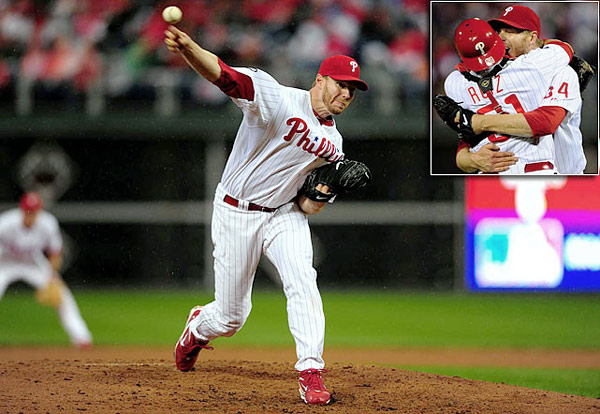 Roy Halladay (Al Tielemans/SI)