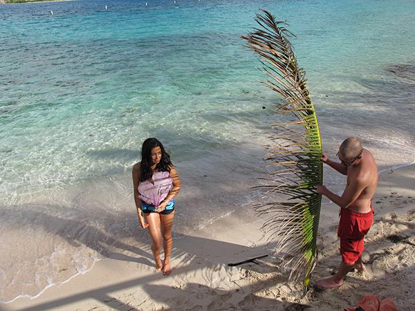 Jessica Gomes :: 2011, Peter Island