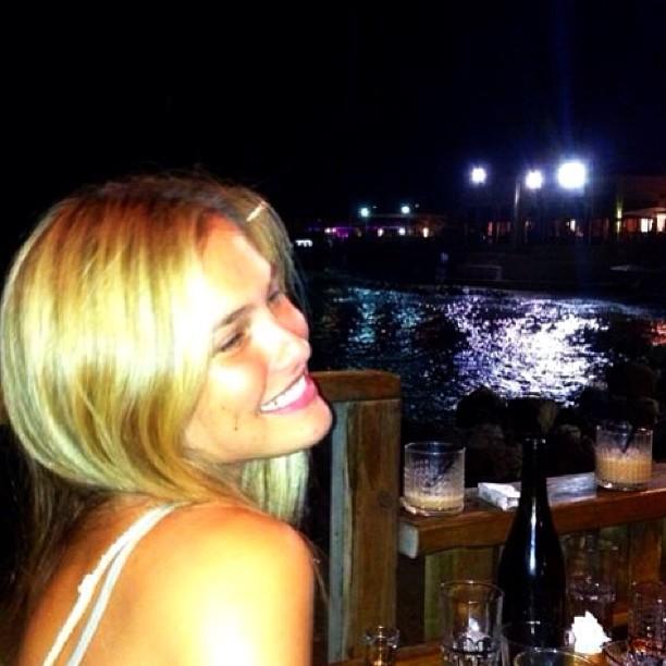 @barrefaeli: Night swim
