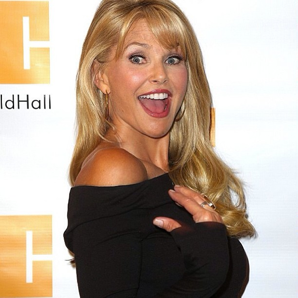 @christiebrinkley: Celebrity Autobiography Guild Hall