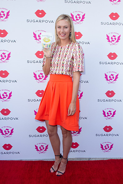 Maria Sharapova :: John Parra/Getty Images