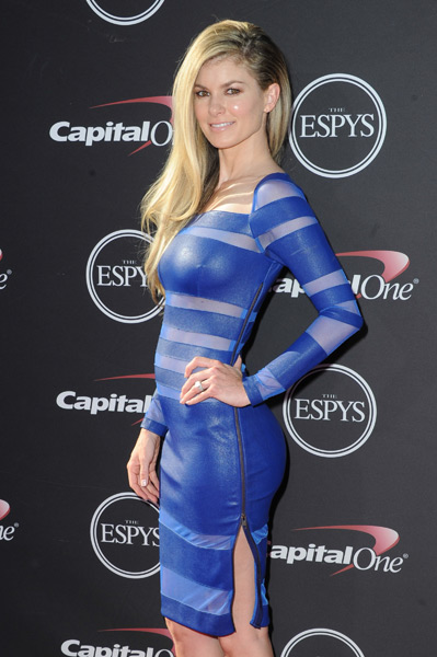 Marisa Miller at the 2013 ESPY Awards :: Allen Berezovsky/WireImage