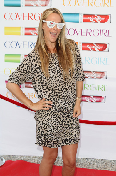 Molly Sims attends Covergirl's #EasyBreezySummer event :: Jerritt Clark/Getty Images