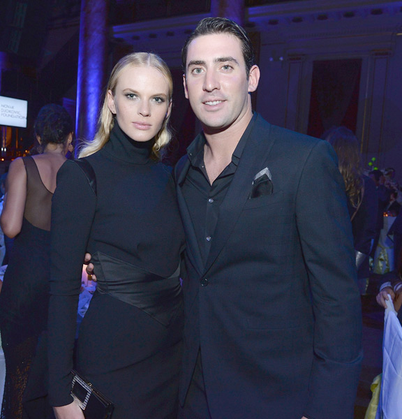 Matt Harvey and Anne V :: Dimitrios Kambouris/Getty Images