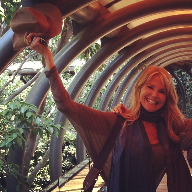 @christiebrinkley: Johannesburg at long last! #josietown #jotown #banivory