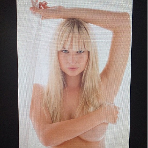 @genevievemorton: Regram from @tracykahn very fun shoot