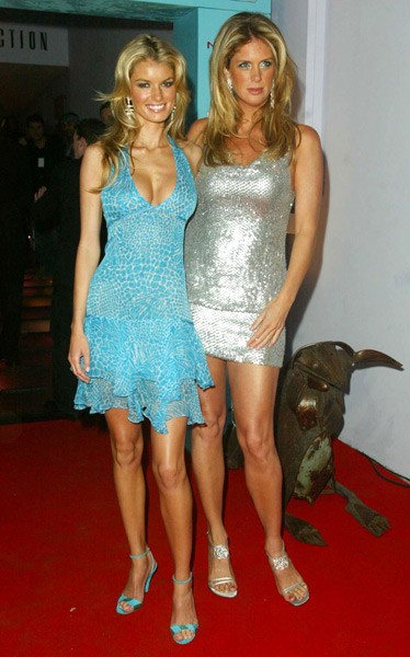 Marisa Miller and Rachel Hunter :: Max Ripley/FilmMagic