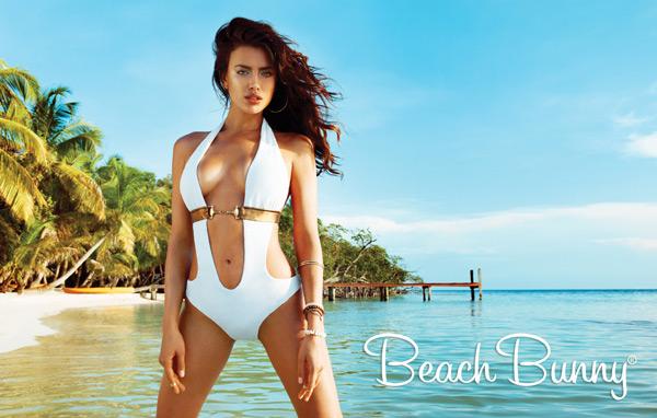 Irina Shayk :: Yu Tsai for Beach Bunny