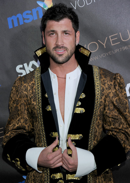 Maksim Chmerkovskiy (2009) ::  Getty Images